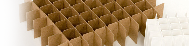 Partitions and Pads. Corrugated and Chipboard Pads, Scored Pads, Slotted Pads, Corrugated Z-Pads, and Filler Pads. Pads are available in B, C, and doublewall combination flutes of corrugated paper, and all grades and types of chipboard. Corrugated pads are typically used as layer separators. Scored pads are sometimes called as folded pads, and are used to separate boxes into numerous compartments. They are also used to wrap around products to provide added security. PrintPac is a national company located in southern California. Nearby cities are: Los Angeles, San Diego, Irvine, Santa Fe Springs, Long Beach, Torrance, Foothill Ranch, City of Industry, Anaheim, and Orange County.