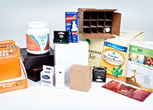 Custom product packaging company serves the needs of national companies and clients located in southern California, Los Angeles, San Diego, Irvine, Santa Fe Springs, Long Beach, Torrance, Foothill Ranch, City of Industry. Packaging options of all types include: folding cartons, chipboard, corrugated boxes, litho labels, partition pads, POP displays, set-up boxes, foam packaging, blisters, clamshells, catalogs, brochures, labels, stickers, tags, inserts, shrink bands, poly bags, and more.